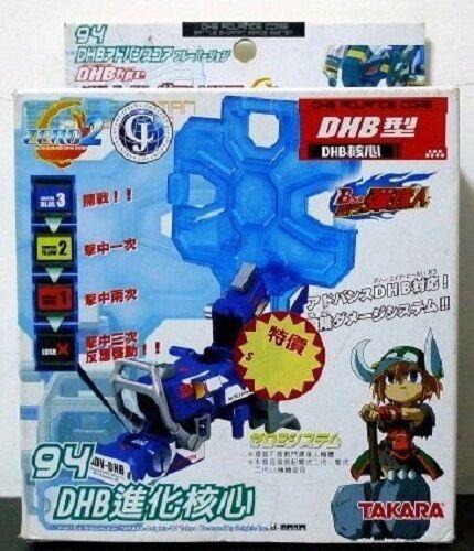 TAKARA TOMY BATTLE B-DAMAN DHB ADVANCE CORE BLUE VERSION #94