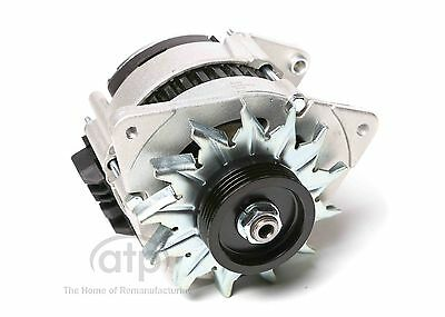 FORD TRANSIT ALTERNATEUR Haute Sortie 75 Amp TYPE A127 Double Terminaison R//H Coupe