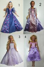 Barbie, Rapunzel e Sleeping Beauty Mattel - Disney