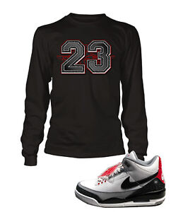f197daa40cb5ef 23 Tee Shirt To match Jordan 3 Tinker Shoe Men Graphic T Sizes Sm to ...