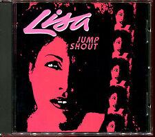LISA - JUMP SHOUT - FIRST PRESS 1993  CD ALBUM [1625]