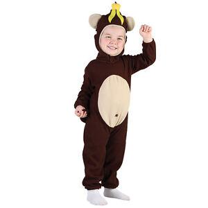 Singe Tout Petit Costume Complet Enfant 2 3 Ans Animal Costume