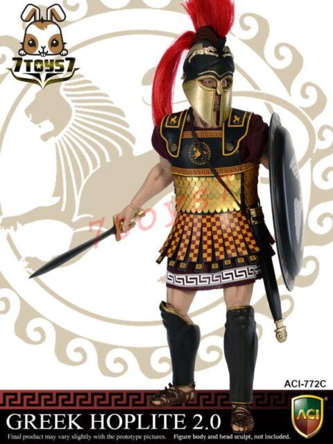 ACI Toys 1//6 Power Greek Hoplite 2.0/_ Tunic #C /_Warriors Ancient AT100YE