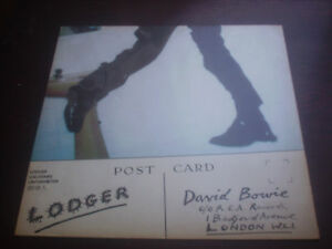 DAVID BOWIE Lodger 12034 vinyl lpalbum A1B1 1st  pressing NL 84234 - Manchester, United Kingdom - DAVID BOWIE Lodger 12034 vinyl lpalbum A1B1 1st  pressing NL 84234 - Manchester, United Kingdom