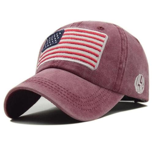 USA American Flag Patch Hat Military Tactical Operator Detachable Baseball CRSDE