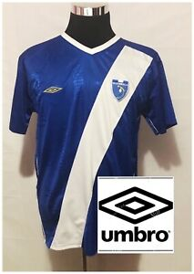 61601995d46 Umbro Mens VTG 90 s Soccer Football Jersey Team Guatemala Size XL ...