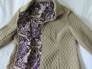 BRIGGS-NEW-YORK-Womens-Quilted-Floral-Lining-Lightweight-Jacket-Plus-size-18W