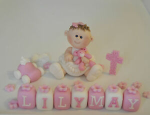 EDIBLE-BABY-GIRL-NAME-BLOCK-CROSS-AGE-CHRISTENING-DECORATION-TOPPER-TEDDY