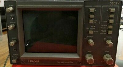 Romantic Leader 5851v Pal Vectorscope Other Dj Equipment Dj Equipment