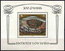Austria 1983 SG#MS1974 Relief Of Vienna MNH M/S #D40308