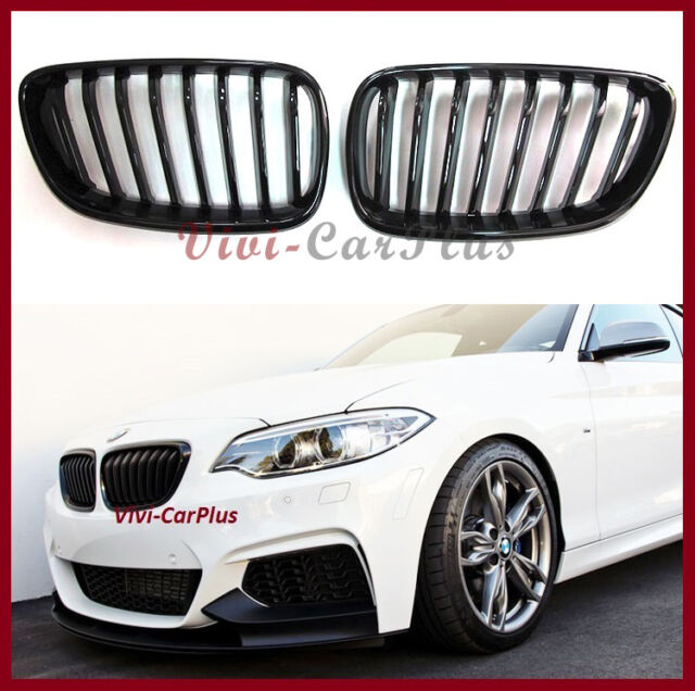 Bmw 220i Coupe: Fit On 14-18 BMW F22 Sporty Look Front Grille 220i 228i