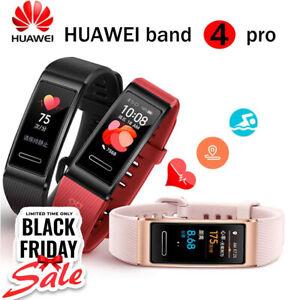 HUAWEI-Band-4-Pro-BT-Smart-Watch-Armband-GPS-Herzfrequenz-Fitness-Tracker-X6J2