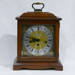 Details About Vintage Howard Miller Model 612 437 Keywound Mantel Clock W New Movement