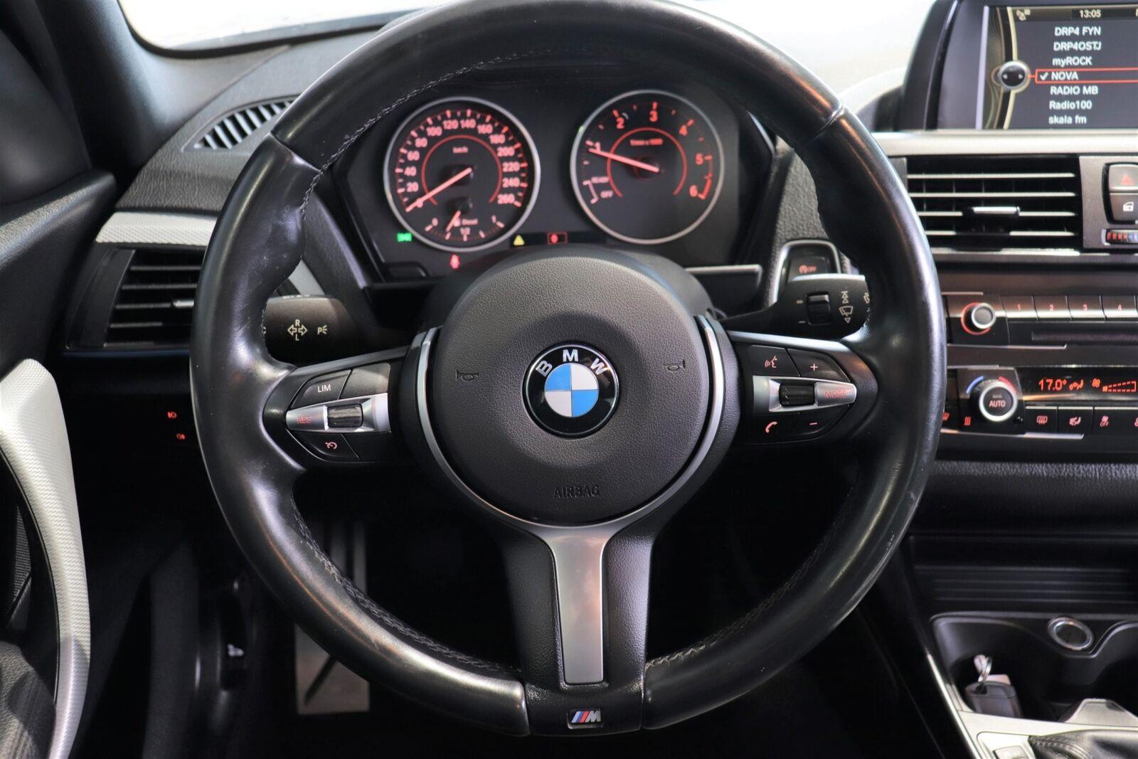 BMW 116d Van