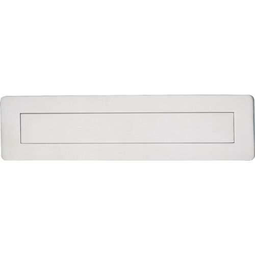 Mail Slot Mailslot Stainless Steel Letter Flap post Postklappe Door 315 x 80 Mm