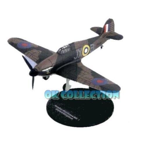 /_09 1:72 Aircraft Ixo-Altaya HAWKER HURRICANE MK.I UK