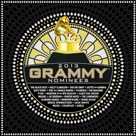 1 of 1 - 2013 Grammy Nominees by Various Artists (CD, Jan-2013, Capitol)