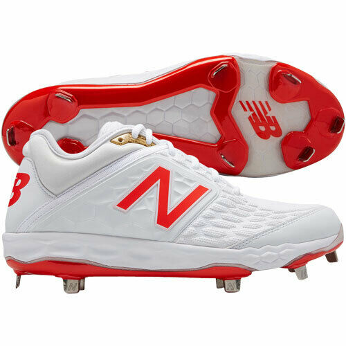 New Balance Mens Limited Edition L3000v4 Low Metal Cleats