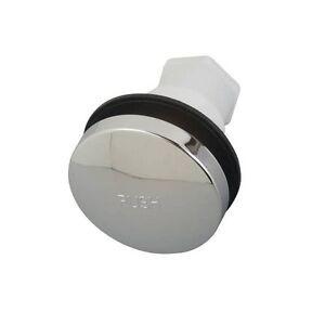 Moen M8653 Pop Up Tub Drain Stopper Cartouche Drain Chrome