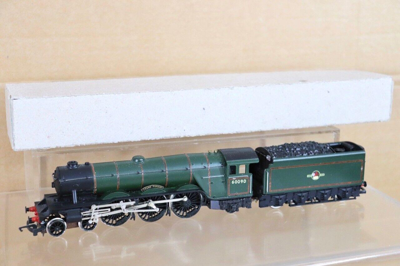 aquí tiene la última Hornby Reacabados Br Br Br verde 4-6-2 Clase A3 Locomotoras 60090 Grand Parade NT  40% de descuento