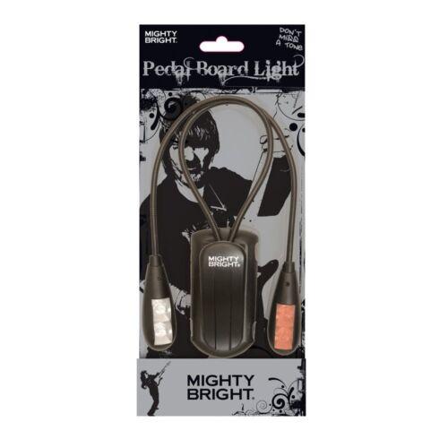 Mighty Bright 52010 Pedalboard Light Black