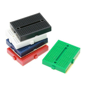 5pcs-Mini-Solderless-Prototype-Breadboard-SYB-170-170-Tie-points-For-Arduino