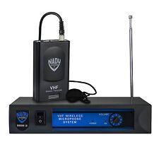 Nady DKW-3 LT Wireless Microphone Lavalier / Lapel System