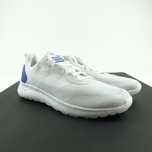 para Adidas Blanco deporte o Race Race Zapatillas Zapatillas Db1457 deporte 13 Azul de de Tama hombre Ua0xEIq