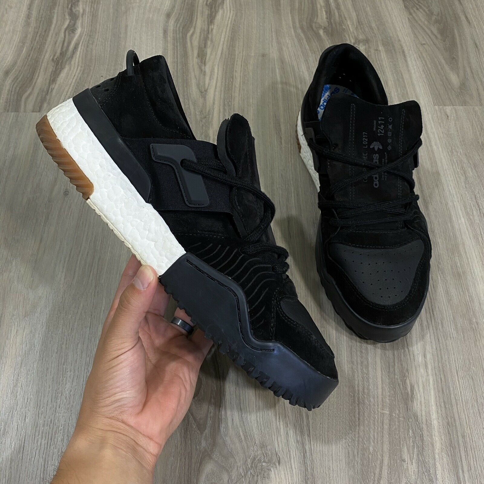 Agacharse Escupir absorción  adidas AW Bball Lo 27.0cm AC6847 SNEAKERS for sale online | eBay