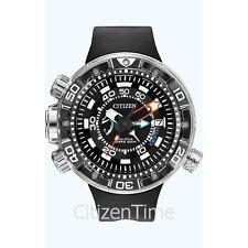 -NEW- Citizen Promaster Aqualand Depth Meter Watch BN2029-01E