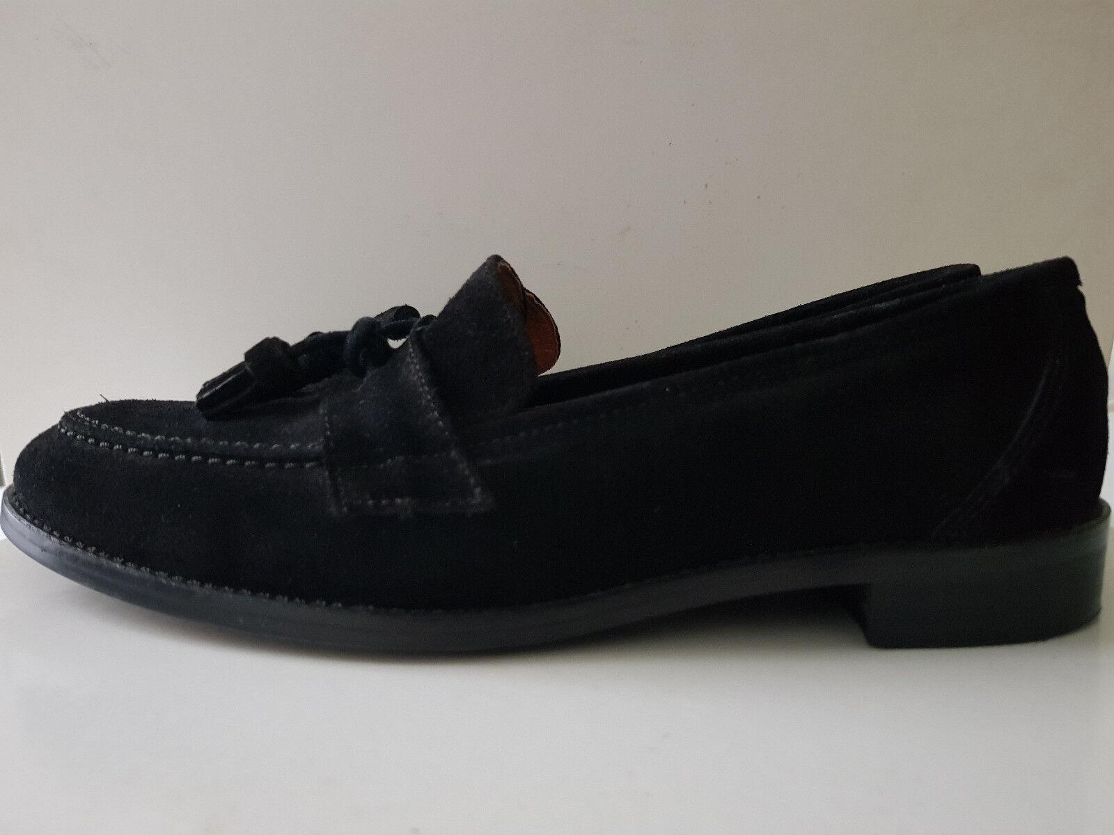 Rudys - has black moccasins tassels-size 39-free postage france