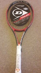 Dunlop-Precision-Tour-Tennis-Racket-size-G3-Red-Black-NEW-NO-COVER