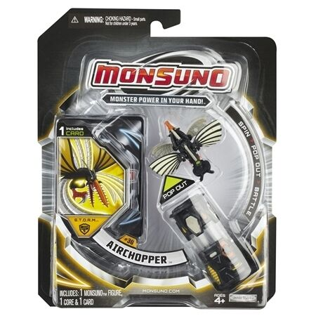 MONSUNO STARTER PACK AIRCHOPPER 14533