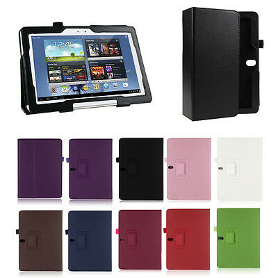 Fold Leather Case Cover Stand For Samsung Galaxy Note 10.1 inch 2014 Edition