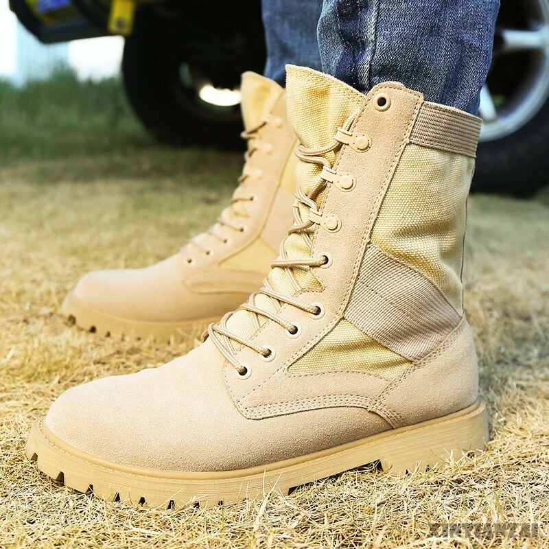 Uomo Popular Popular Uomo Ankle Riding Stivali Shoes Lace Up Round Toe New Low Heel Hot Casual d52f78