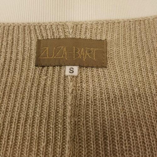 Sweater 100 Cardigan Zuza Bart Small Fejl Knæ Linen Beskrivelse Se Under AwYwOtxqST
