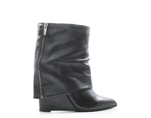 The Tronchetti Femme S5767ne Chaussures Naturel Noir Cuir Seller Fq6n6wCpxz