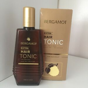 200ml Herbal Bergamot Extra Hair Tonic For Oily Scalp Helps Reduce