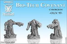 HiTech Miniatures: Cyborgeon O.L.V. 97 (28mm) Sci-Fi Adeptus Mechanicus