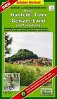 Rhön, Hünfeld, Tann, Geisaer Land und Umgebung 1 : 35 000 Radwander- und Wanderkarte (2011, Mappe)