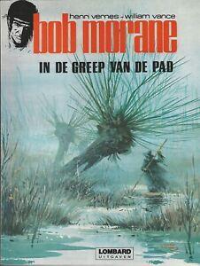 Bob-Morane-In-de-greep-van-de-pad
