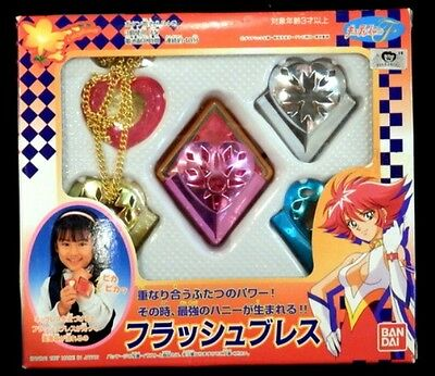 Cutie Honey F Flash Japan Vintage Toy Shingo Araki Go Nagai Robot Majokko Toei Alta Resilienza