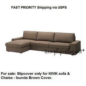 Image Is Loading IKEA KIVIK Cover For KIVIK 3 Seater Sofa