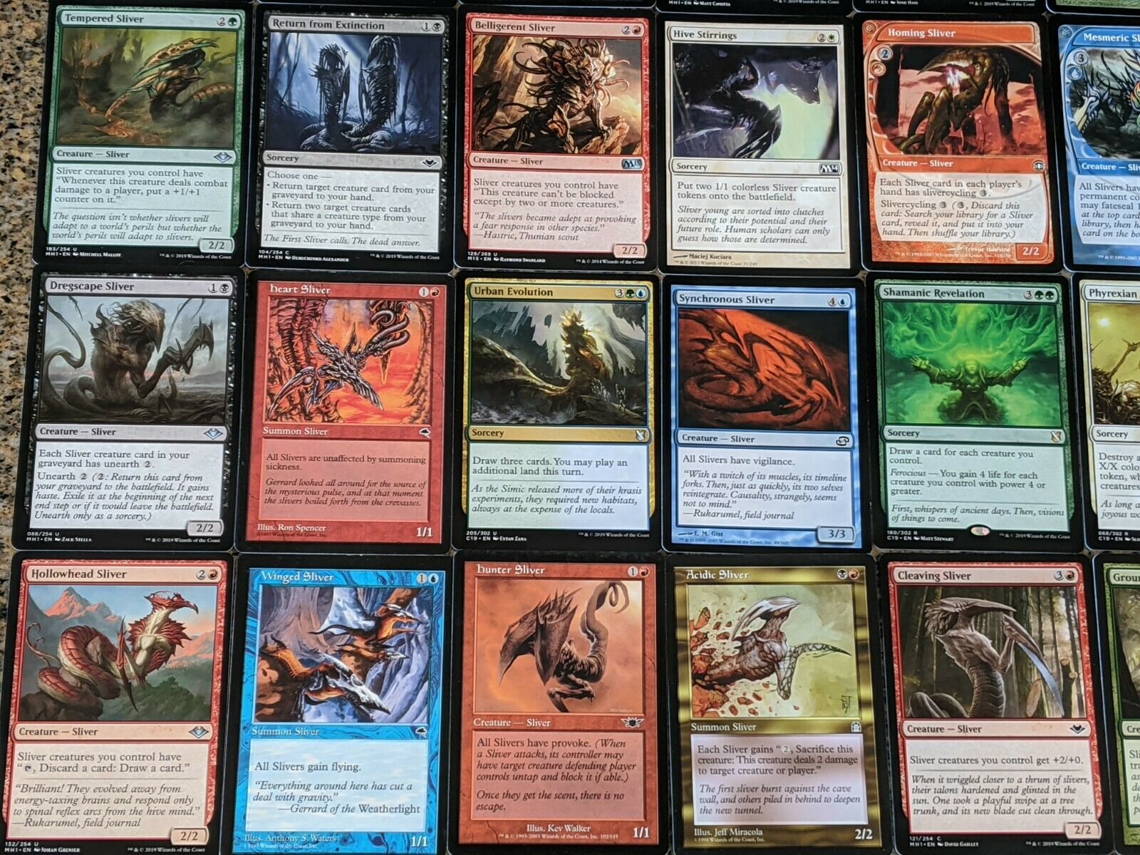 Mtg Red Commander Deck Box For Sale Online Ebay