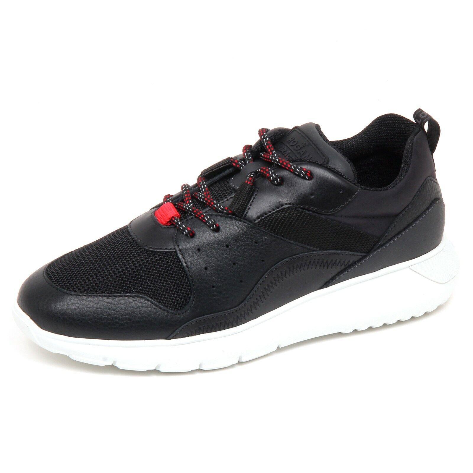F5610 scarpe da ginnastica uomo nero HOGAN INTERACTIVE 3 scarpe scarpe man | Aspetto estetico  | Uomini/Donne Scarpa