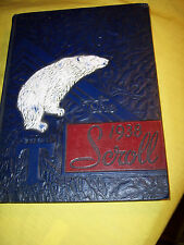 ARKANSAS STATE TEACHERS COLLEGE 1938 YEARBOOK ANNUAL - THE SCROLL- CONWAY AR