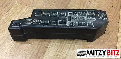 Véritable moteur Bay Boîte à fusibles couvercle Cover Pour Mitsubishi Delica L400 2.8 TD