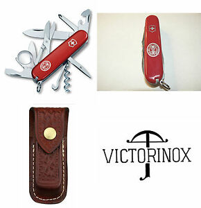 New Victorinox Swiss Army 91mm Knife Eagle Scout Bsa