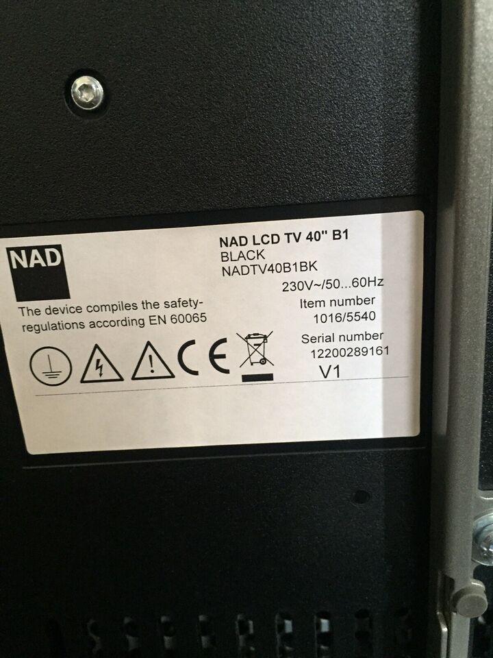 LCD, NAD, LCD B1