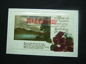 e Il augurale per salute p della compleanno della meglio il tuo cartolina gioia R fqxfrZAt